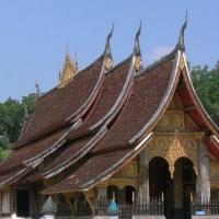 Laos Luang Prabang, Vat Xieng Thong 1