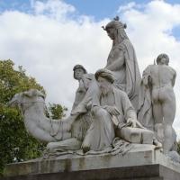 London Albert Memorial 1