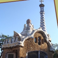 Barcelona Parcul Guell I