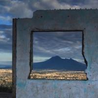 Viata langa vulcanul Vezuviu
