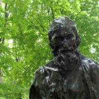 Paris Muzeul Rodin, gradinile 1