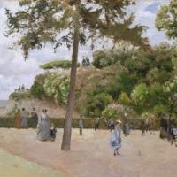 Jardines impresionistas Thyssen