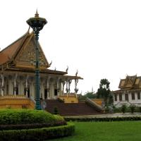 Palatul Regal Pnom Penh, Cambogia