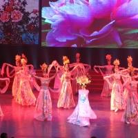 China Xian, Cantece si dansuri din epoca dinastiei Tang