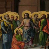 Biserica Botezul Domnului Prodromu Athos - Catapeteazma