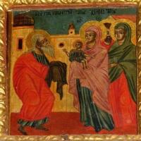 Schitul Romanesc Podromu -  Paraclisul Sf Ioan Botezatorul