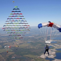 Planeurs parachutistes