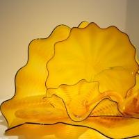 Cihuli - sculptura in sticla