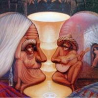 Artistul iluziilor optice