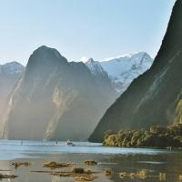 Parcul National Fiordland, Noua Zeelanda