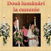 Două lumânări la cununie - V1