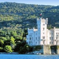 Castelul Miramare, Italia