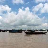 Cambodia - Tonle  sap Lake