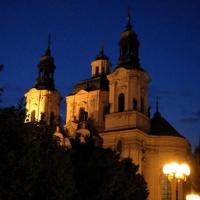 Praga - nocturna