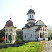 Mănăstirea Cârţişoara. Jud. Sibiu.