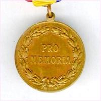 Medalii & Ordine Româneşti. 1900 - 1915.