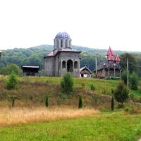 Mănăstirea Caşva, Jud Mureş.