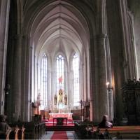 Biserica Sfantul Mihail din Cluj - Romania