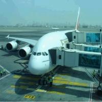 A 380 Emirats