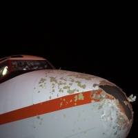 Avion vs grindina