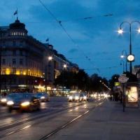 Viena - nocturna