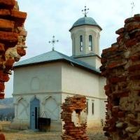 Mănăstirea Cetăţuia - Berca. Jud. Buzău.