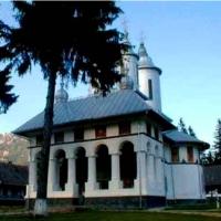Mănăstirea Cheia. Jud. Prahova.