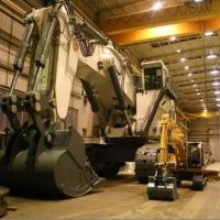 Excavator gigant