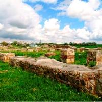 Cetatea Capidava. Jud. Constanţa