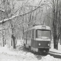 Cu Tramvaiul Prin Bucureştiul Anilor 1970