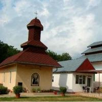 Mănăstirea Cerbu. Jud. Tulcea.