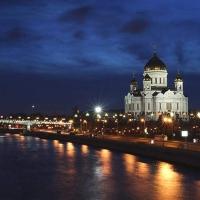 Moscova - noaptea