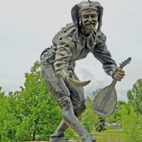 Sculpturi in metal