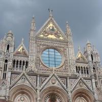 Italia Siena, Fatada Domului2