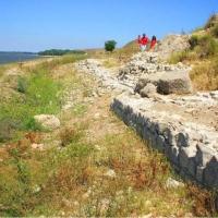 Cetatea Capidava. Judeţul Constanţa.