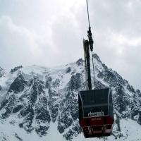 Mont Blanc -  Traversarea