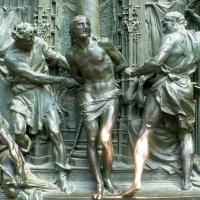 Italia Milano, Poarta monumentala a Domului
