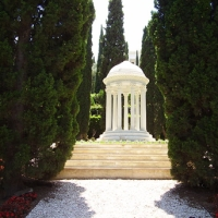 Bahá'ii-Credinţa şi grădinile lor din Israel-V3