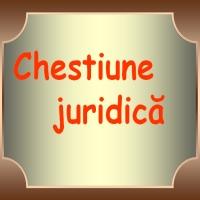 Chestiune juridica