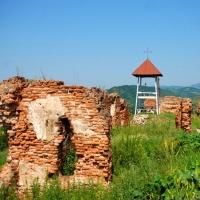 Mănăstirea Cetăţuia-Berca. Jud. Buzău.