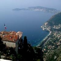 Eze, un sat medieval, o perlă a Coastei de Azur