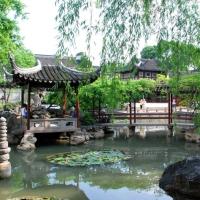 Chine - jardins de Suzhou
