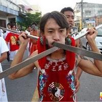 Festivalul De La Phuket - Cuţite Şi Vergele.