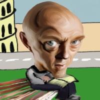 caricaturi_Celebritati in caricaturi amuzante