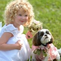 Nevinovăţie de copii şi animalele lor de companie.pps