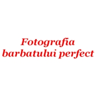 Fotografia barbatului perfect