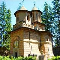 Mănăstirea Cornetu, Jud. Vâlcea.
