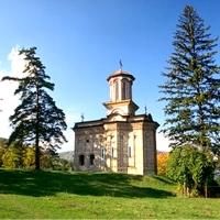 Mănăstirea Cozia, Bolniţa.  01