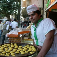 Iran Kermanshah, savuros si dulce