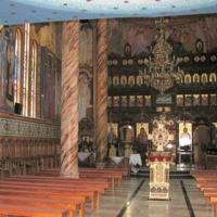 Biserica din Frǎgǎriște - Turda - Romania